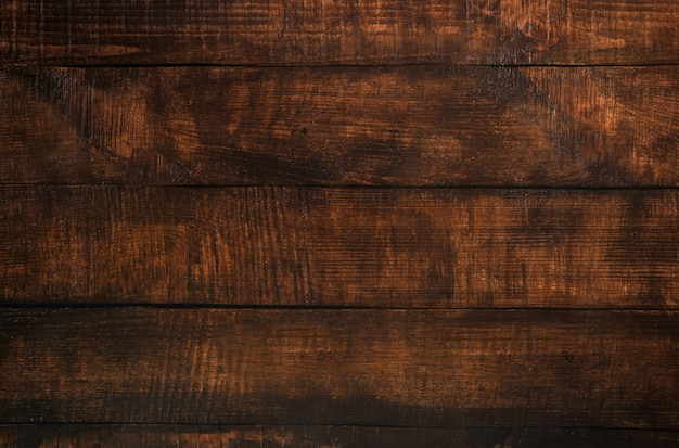 Fundo de textura de prancha de madeira marrom. piso de madeira de lei
