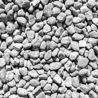 Fundo de textura de seixos de pedra
