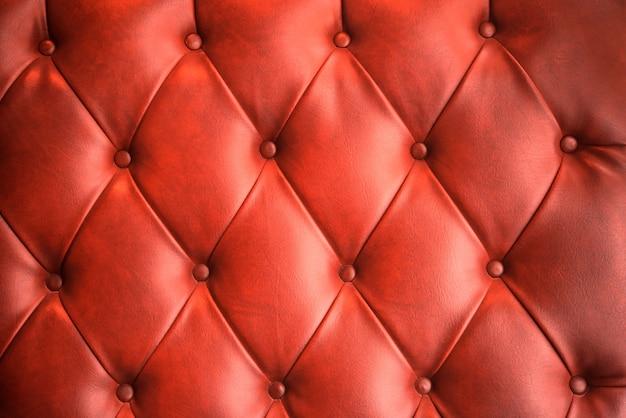 Fundo de textura de sofá de couro