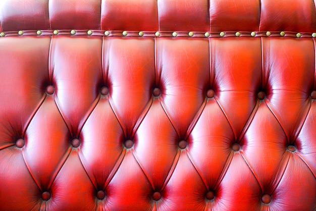 Fundo de textura de sofá vintage