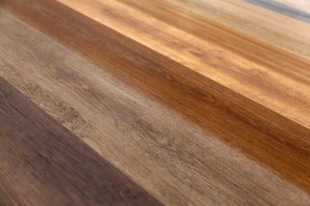 Fundo de textura de superfície de madeira macia diferente