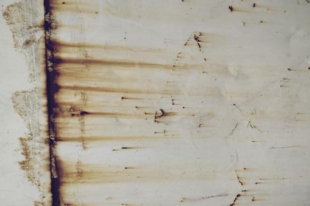 Fundo de textura de superfície de metal enferrujado