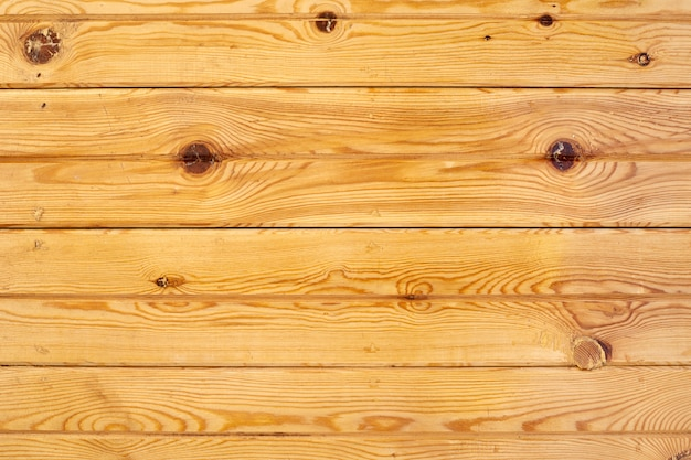 Fundo de textura de tábua de madeira. prancha de madeira horizontal