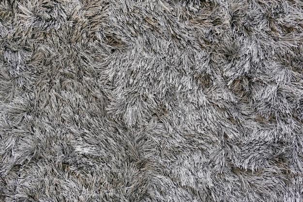 Fundo de textura de tapete peludo