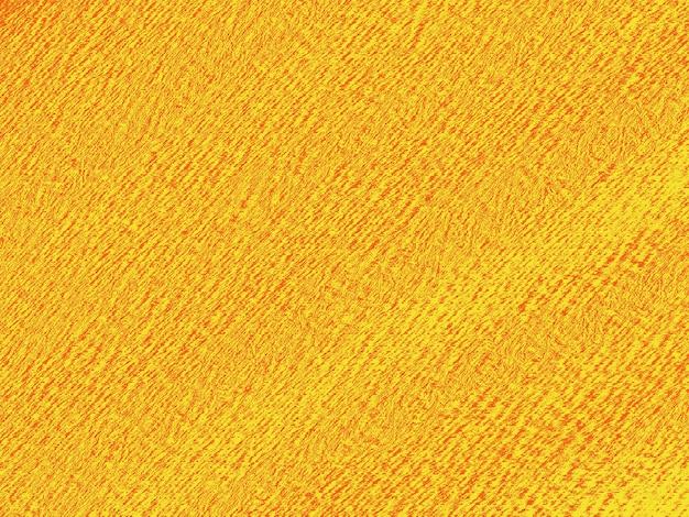Fundo de textura de tecido amarelo ouro com espaço de cópia