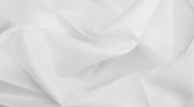 Fundo de textura de tecido branco, abstrato