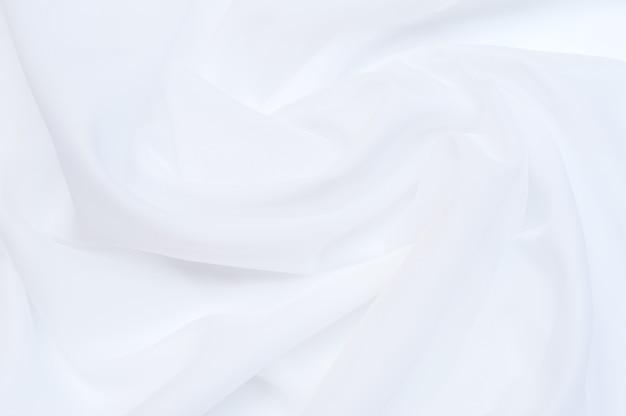 Fundo de textura de tecido branco fundo branco abstrato