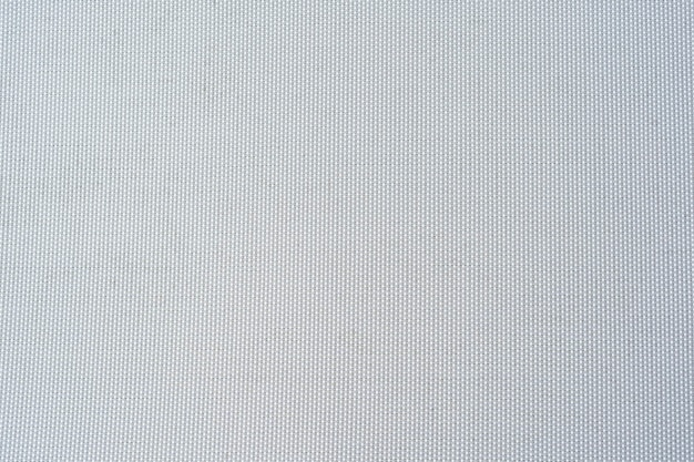 Fundo de textura de tecido de lona branca fundo de padrão de textura de tecido de algodão branco