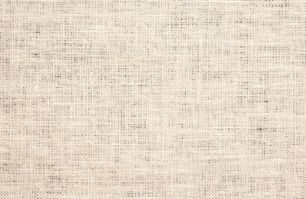 Fundo de textura de tecido de lona marrom claro