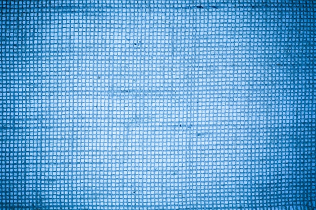 Fundo de textura de tecido de serapilheira azul