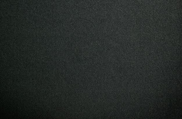Fundo de textura de tecido escuro.
