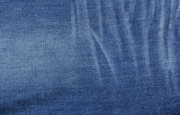 Fundo de textura de tecido jeans