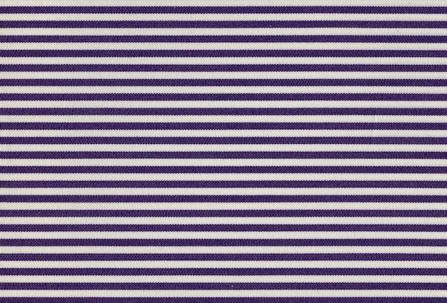 Fundo de textura de tecido listrado violeta