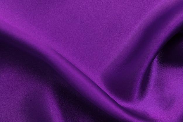 Fundo de textura de tecido roxo escuro