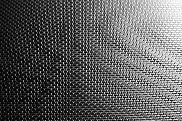 Fundo de textura de tecidos cinza. foto de material artificial.