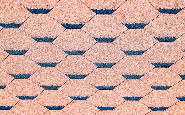 Fundo de textura de telhado dramático