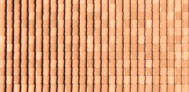 Fundo de textura de telhados