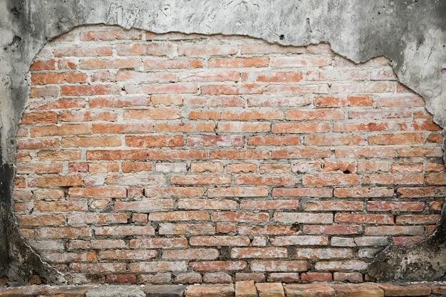 Fundo de textura de tijolo antigo