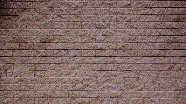 Fundo de textura de tijolo bruto velho