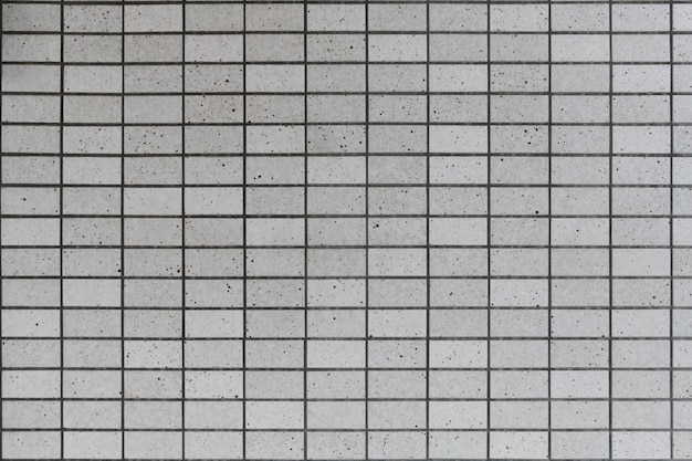 Fundo de textura de tijolo de barro branco