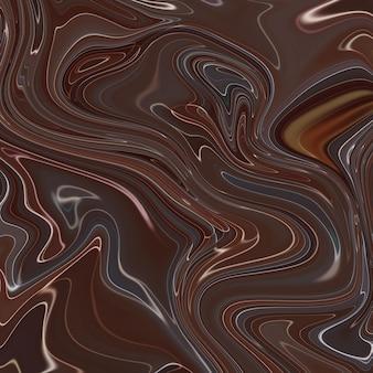Fundo de textura de tinta marmorizada líquida. textura abstrata de pintura fluida, papel de parede com mistura intensiva de cores. Foto Premium