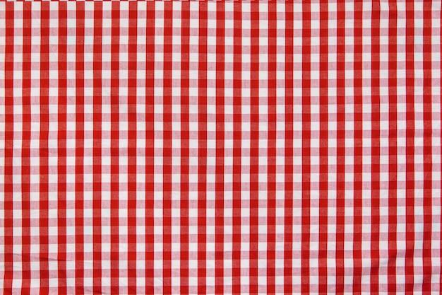 Fundo de textura de toalha de mesa de tecido