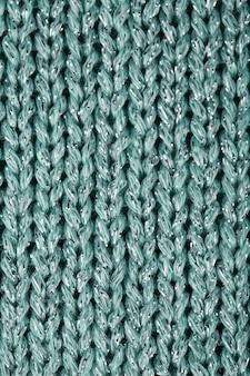 Fundo de textura de tricô