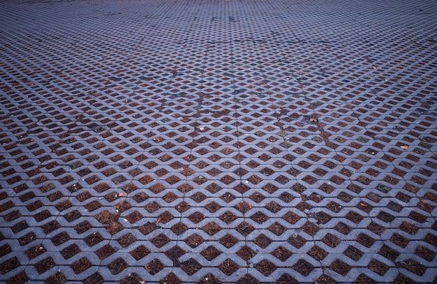 Fundo de textura do pavimento da cidade