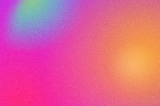 Fundo de textura gradiente abstrato rosa e laranja cor de pêssego