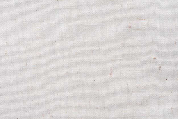 Fundo de textura napery de tecido branco velho
