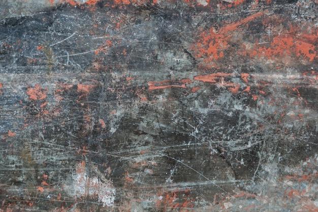 Fundo de textura suja enferrujada corroída de metal