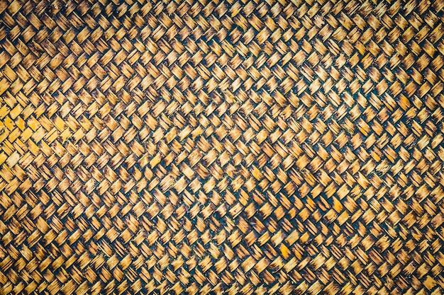 Fundo de texturas de bambu