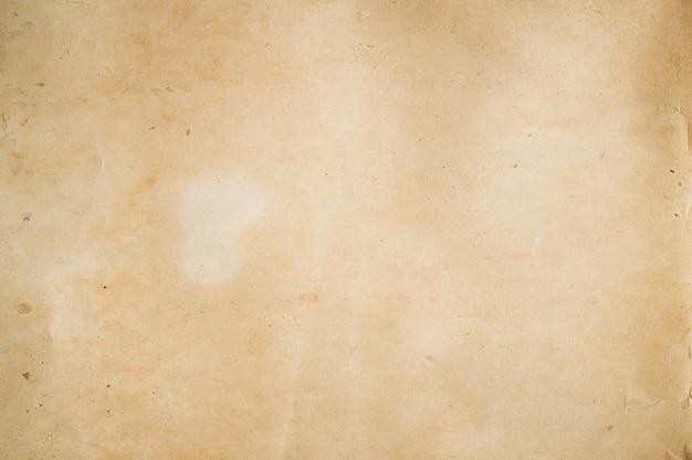 Fundo de texturas de papel antigo abstrato