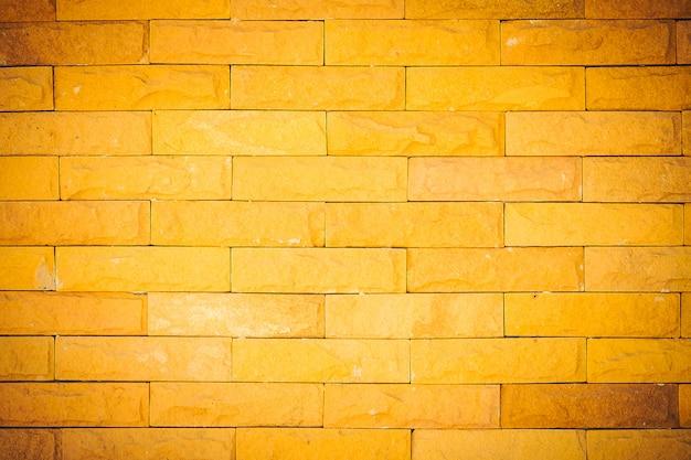 Fundo de texturas de parede de tijolo vintage velho