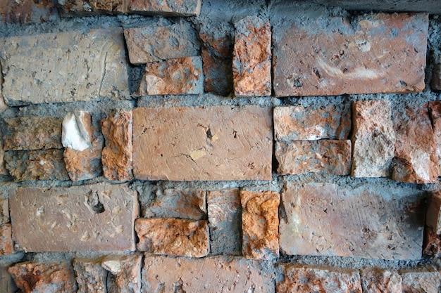 Fundo de tijolo abstrato