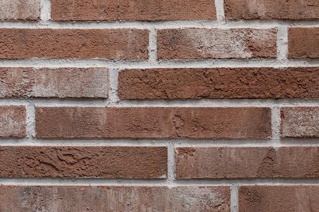 Fundo de tijolo. textura de pedra sem costura