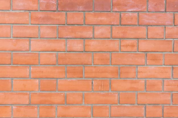 Fundo de tijolo vermelho