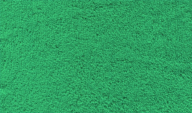 Fundo de toalha verde