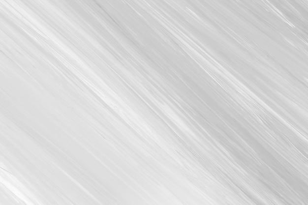 Fundo de traçado de pincel preto e branco