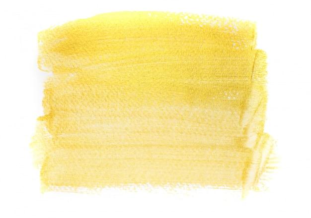 Fundo de traços de ouro feito à mão