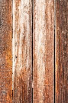 Fundo de velhas pranchas de madeira