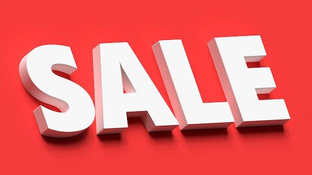 Fundo de venda de boxing day vermelho e branco