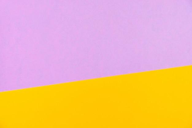 Fundo de vista superior de papel de cor pastel