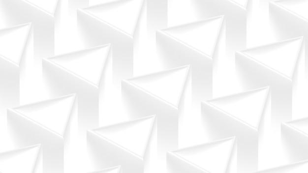 Fundo decorativo de baixo contraste com elementos triangulares