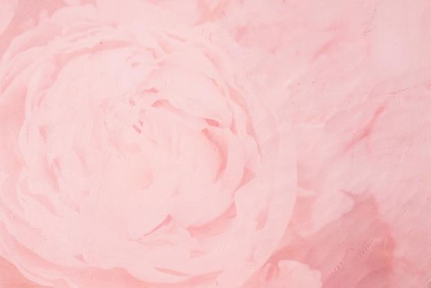 Fundo desfocado abstrato rosas