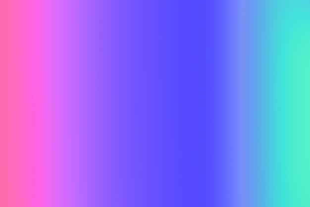 Fundo desfocado pop abstrato com cores primárias vivas