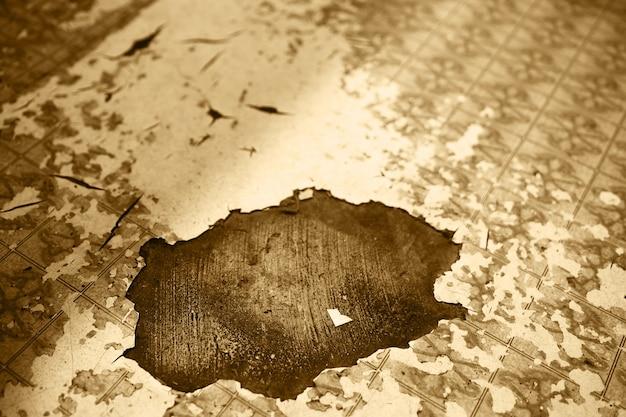 Fundo diagonal sujo com textura vintage sépia