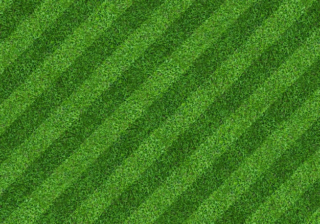 Fundo do campo de grama verde para esportes do futebol e do futebol. fundo de textura de gramado verde. fechar-se.