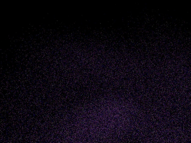 Fundo do céu noturno, renderização em 3d