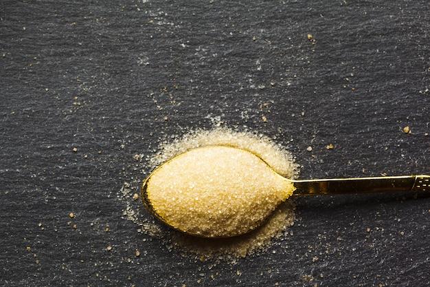Fundo do conceito de açúcar